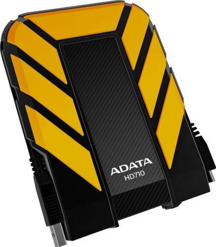 HDD Extern ADATA HD710 500GB USB3.0 Yellow ahd710-500gu3-cyl