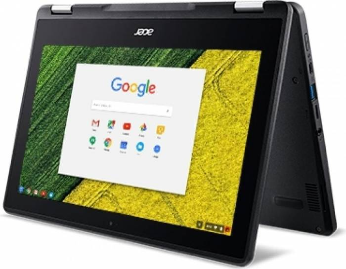 imagine 0 Ultrabook 2in1 Acer Chromebook Spin 11 Intel Celeron N3450 64GB 8GB ChromeOS HD Touch Black nx.gnjex.006