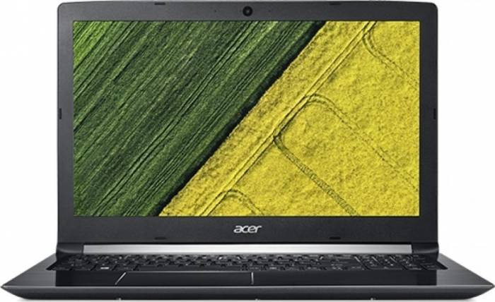 imagine 0 Laptop Acer Aspire 5 A515-41G-F2L1 AMD FX-9800P 256GB 4GB DDR4 AMD Radeon RX540 2GB FullHD nx.gpyex.004