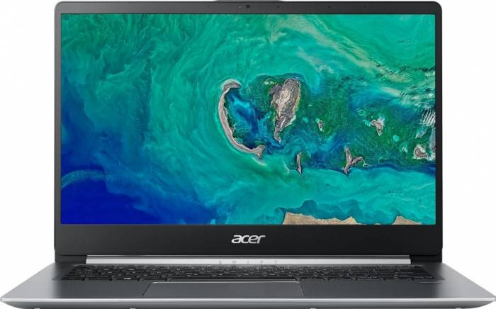 imagine 0 Laptop Acer Swift 1 SF114-32 Intel Pentium Gemini Lake N5000 128GB 4GB FullHD Tast. iluminata Argintiu nx.gxuex.005