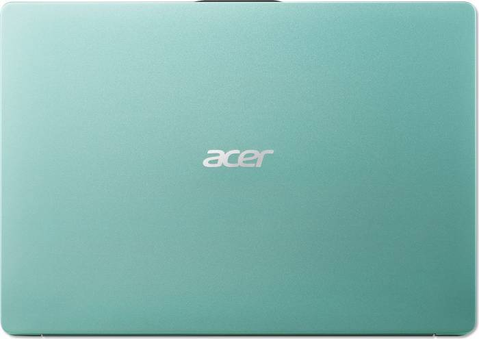 imagine 7 Laptop Acer Swift 1 SF114-32 Intel Pentium Gemini Lake N5000 128GB 4GB FullHD Tastatura iluminata Verde nx.gzgex.003