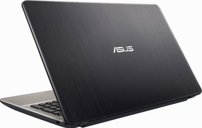 imagine 4 Laptop Asus A541NA Intel Celeron Apollo Lake N3350 500GB HDD 4GB Win10 A541NA-GO180T