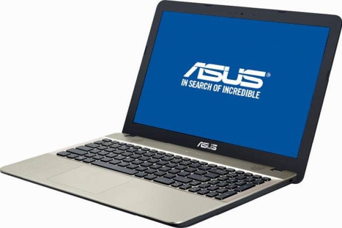 imagine 7 Laptop Asus A541NA Intel Celeron Apollo Lake N3350 500GB HDD 4GB Win10 A541NA-GO180T