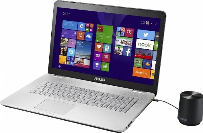 imagine 0 Laptop Asus N751JK i7-4710HQ 1TB-7200rpm 8GB Nvidia GTX850M 4GB Win8 Pro FullHD n751jk-t7085p