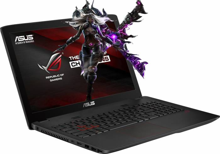 imagine 0 Laptop Asus ROG GL552VW-CN092D i7-6700HQ 1TB+128GB 24GB GTX960M 4GB FHD gl552vw-cn092d