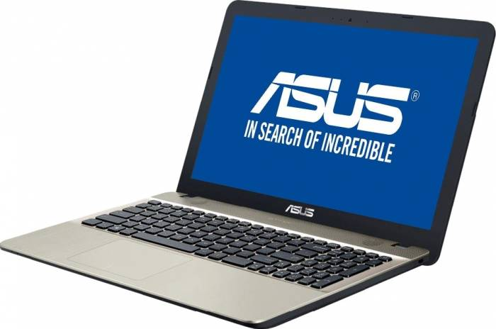 imagine 2 Laptop Asus VivoBook Max X541UV Intel Core Kaby Lake i3-7100U 500GB 4GB nVidia 920MX 2GB HD Endless x541uv-go1046