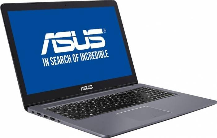 imagine 10 Laptop Gaming Asus VivoBook Pro 15 Intel Core Coffee Lake (8th Gen) i7-8750H 1TB+128GB SSD 8GB nVidia GeForce GTX 1050 4GB FHD Tast. il. FPR n580gd-e4123