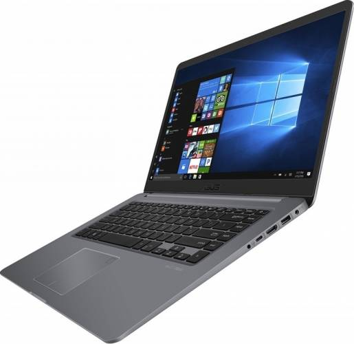 imagine 2 Ultrabook Asus VivoBook S510UA Intel Core Kaby Lake R (8th Gen) i5-8250U 500GB 4GB Win10 Pro FullHD Gri FPR S510UA-BQ623R