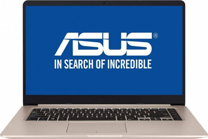imagine 0 Ultrabook Asus VivoBook S15 Intel Core Kaby Lake R (8th Gen) i5-8250U 256GB SSD 8GB Endless FullHD s510ua-bq423