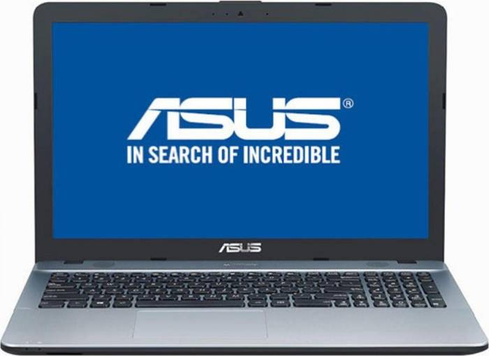 imagine 0 Laptop Asus VivoBook Max X541UA Intel Core Kaby Lake i3-7100U 500GB 4GB Endless HD Argintiu X541UA-GO1301