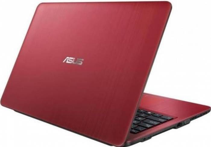 imagine 1 Laptop Asus X541NA Intel Celeron N3350 500GB 4GB HD Red Endless x541na-go009