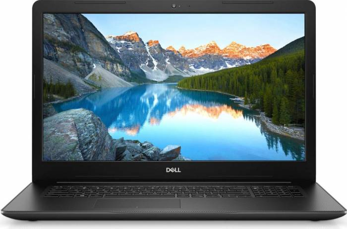 imagine 0 Laptop Dell Inspiron 3781 Intel Core i3-7020U 1TB HDD 8GB FullHD di3781i381ubu