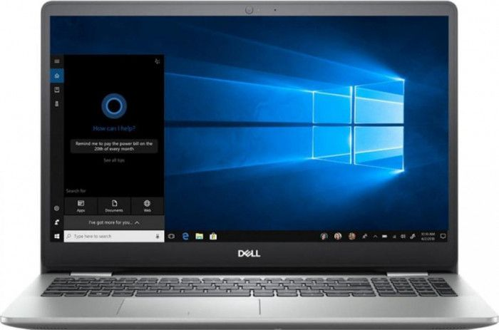 imagine 0 Laptop Dell Inspiron 5593 Intel Core (10th Gen) i7-1065G7 256GB SSD 8GB GeForce MX230 2GB Win10 FPR DI5593I78256NWH