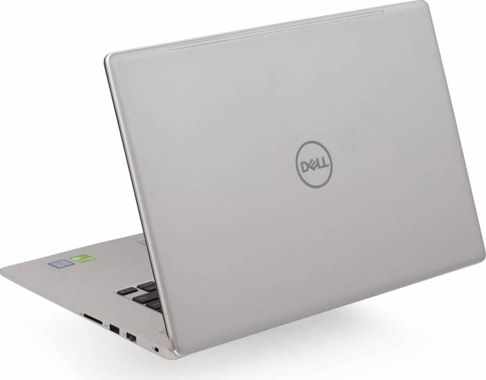 imagine 2 Laptop Dell Vostro 7580 Intel Core Coffee Lake (8th Gen) i7-8750H 1TB+256GB SSD 16GB nVidia GeForce GTX 1060 6GB FullHD Tast. ilum. FPR 1000031303