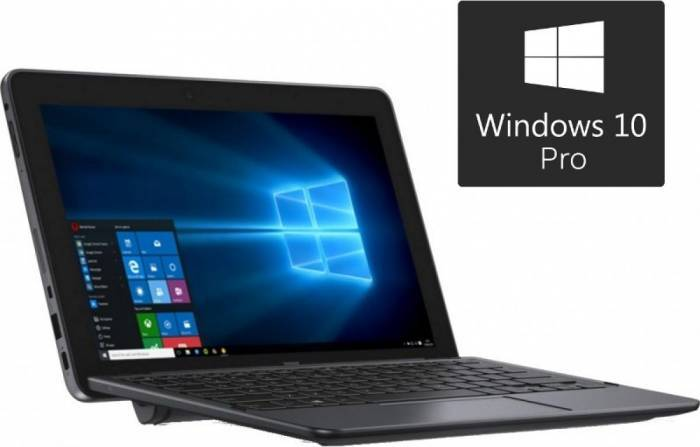 imagine 0 Laptop Dell Latitude 5179 Intel Core m5-6Y57 256GB 8GB Win10Pro FullHD Touch D-5179X-758991-111