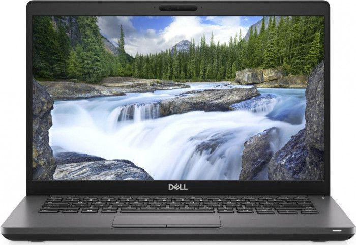 imagine 0 Laptop Dell Latitude 5401 Intel Core Coffee Lake (9th Gen) i5-9300H 256GB SSD 8GB FullHD Tastatura iluminata n001l540114emea_u