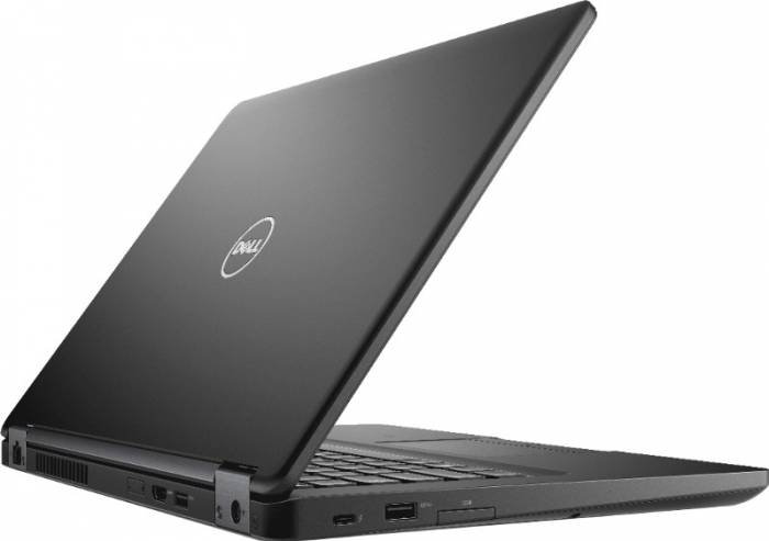 imagine 5 Laptop Dell Latitude 5480 Intel Core Kaby Lake i5-7200U 500GB 4GB Win10 Pro Tastatura iluminata 1000024687