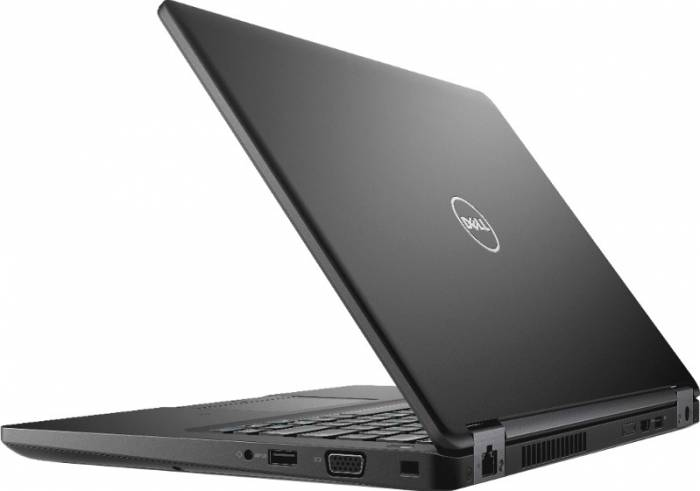 imagine 6 Laptop Dell Latitude 5480 Intel Core Kaby Lake i5-7200U 500GB 4GB Win10 Pro Tastatura iluminata 1000024687