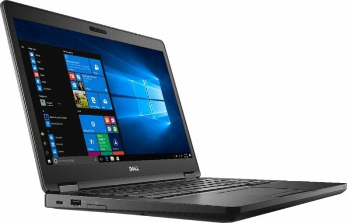 imagine 7 Laptop Dell Latitude 5480 Intel Core Kaby Lake i5-7200U 500GB 4GB Win10 Pro Tastatura iluminata 1000024687