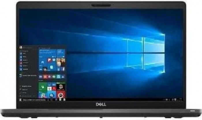imagine 0 Laptop Dell Latitude 5500 Intel Core (8th Gen) i5-8265U 512GB SSD 8GB Win10 Pro FullHD FPR n008l550015emea