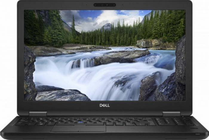 imagine 0 Laptop Dell Latitude 5590 Intel Core Kaby Lake R (8h Gen) i7-8650U 512GB SSD 16GB FullHD Tastatura iluminata n036l559015emea_u
