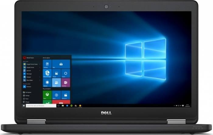imagine 0 Laptop Dell Latitude E5570 Intel Core Skylake i5-6200U 500GB-7200rpm 4GB Win10 Fingerprint Reader n001le557015emea_w