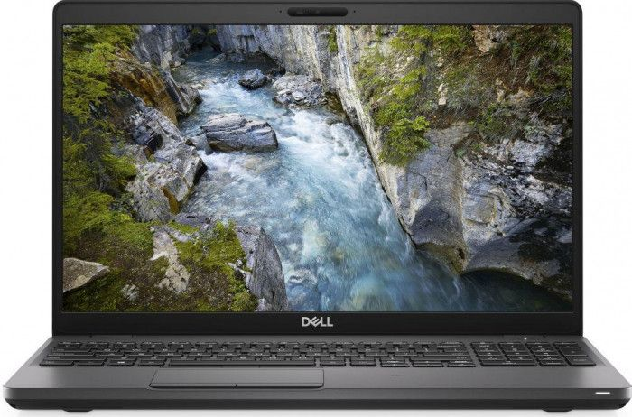 imagine 0 Laptop Dell Precision 3541 Intel Core Coffee Lake (9th Gen) i9-9880H 1TB+256GB SSD 8GB nVidia Quadro P620 4GB FullHD Tast. ilum. dp3541i98256qu