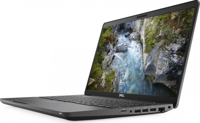 imagine 3 Laptop Dell Precision 3541 Intel Core Coffee Lake (9th Gen) i9-9880H 1TB+256GB SSD 8GB nVidia Quadro P620 4GB FullHD Tast. ilum. dp3541i98256qu