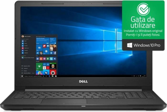 imagine 0 Laptop Dell Vostro 3578 Intel Core Kaby Lake R (8th Gen) i5-8250U 1TB 8GB AMD Radeon 520 2GB Win10 Pro FullHD n2073wvn3578emea01_1905_win10p-05