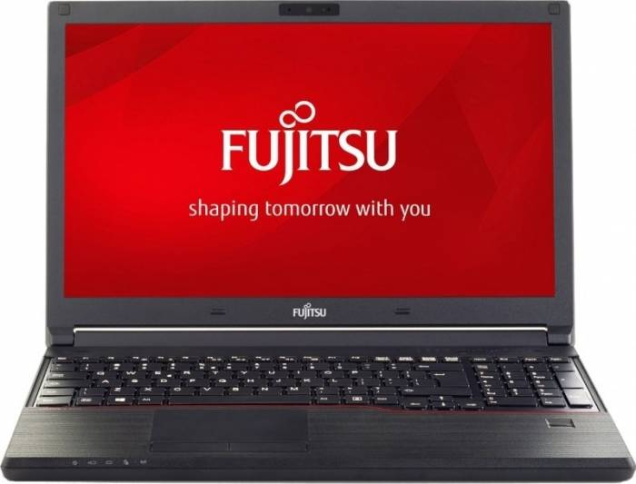 imagine 0 Laptop Fujitsu Lifebook E556 Intel Core Skylake i5-6200U 256GB 8GB FullHD Fingerprint s26391-k442-v100.011