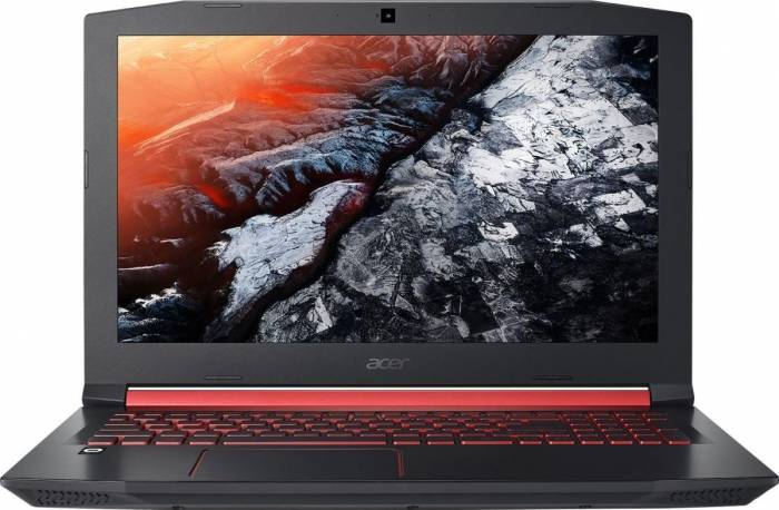 imagine 0 Laptop Gaming Acer Nitro 5 Intel Core Coffee Lake (8th Gen) i7-8750H 1TB 8GB nVidia GTX 1050 Ti 4GB FullHD nh.q3lex.008