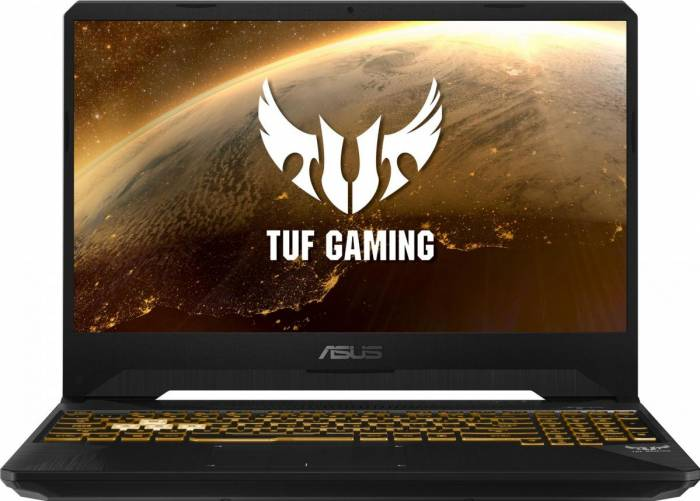 imagine 0 Laptop Gaming ASUS FX505GD Intel Core Coffee Lake (8th Gen) i7-8750H 1TB 8GB nVidia GeForce GTX 1050 4GB FullHD fx505gd-bq125