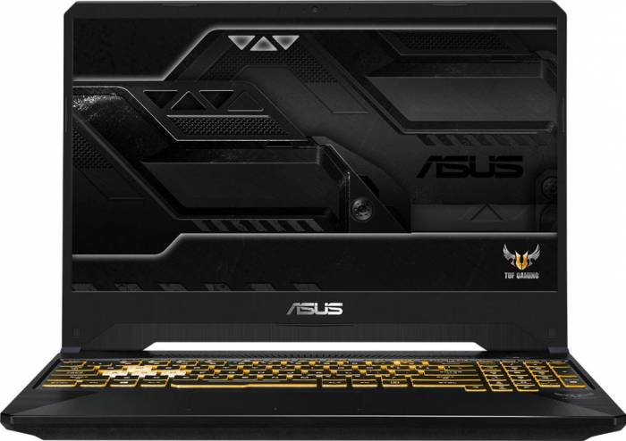imagine 0 Laptop Gaming ASUS FX505GM Intel Core Coffee Lake (8th Gen) i5-8300H 1TB 8GB nVidia GeForce GTX 1060 6GB FullHD Tast. ilum. RGB fx505gm-es240