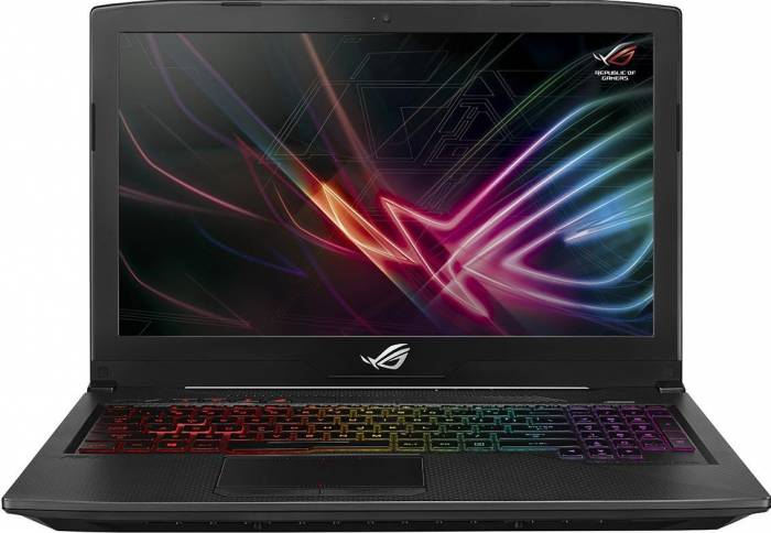 imagine 0 Laptop Gaming Asus GL503GE Intel Core Coffee Lake (8th Gen) i7-8750H 1TB+128GB SSD 16GB nVidia GTX 1050 Ti 4GB FullHD GL503GE-EN027