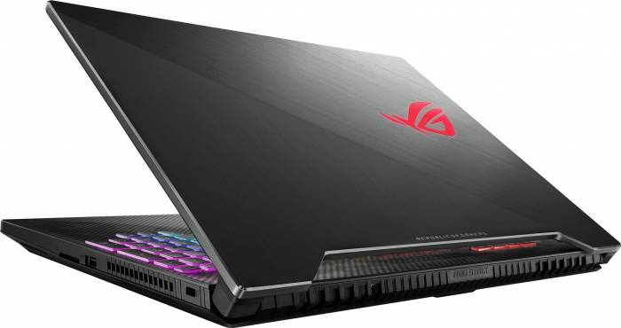 imagine 5 Laptop Gaming Asus GL504GM Intel Core Coffee Lake (8th Gen) i7-8750H 1TB 8GB nVidia GeForce GTX 1060 6GB FullHD Tastatura ilum. RGB GL504GM-ES012