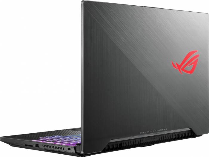 imagine 6 Laptop Gaming Asus GL504GM Intel Core Coffee Lake (8th Gen) i7-8750H 1TB 8GB nVidia GeForce GTX 1060 6GB FullHD Tastatura ilum. RGB GL504GM-ES012