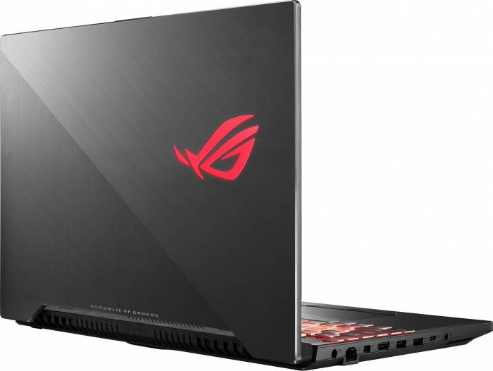 imagine 12 Laptop Gaming Asus GL504GM Intel Core Coffee Lake (8th Gen) i7-8750H 1TB 8GB nVidia GeForce GTX 1060 6GB FullHD Tastatura ilum. RGB GL504GM-ES012
