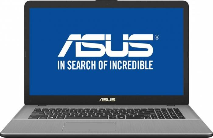 pret preturi Laptop Asus VivoBook Pro 17 N705UQ Intel Core Kaby Lake i7-7500U 1TB HDD+128GB 8GB nVidia GeForce 940MX 2GB Endless