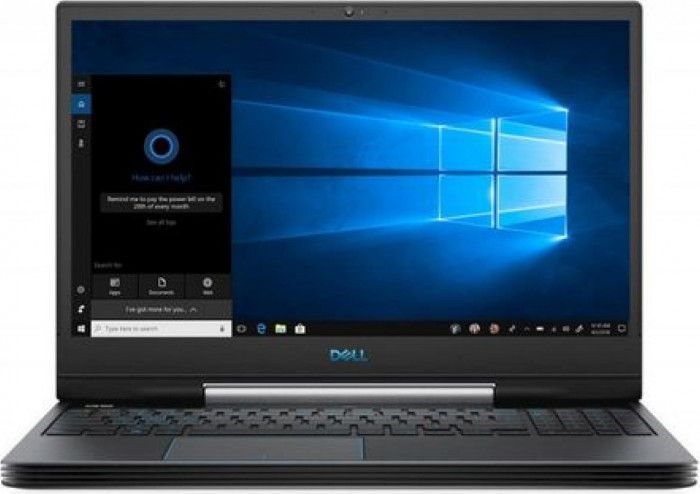 imagine 0 Laptop Gaming Dell Inspiron 5590 G5 Intel Core Coffee Lake (8th Gen) i7-8750H 1TB+128GB SSD 8GB nVidia GeForce RTX 2060 6GB Win10 FullHD RGB di5590i781281rtxwh