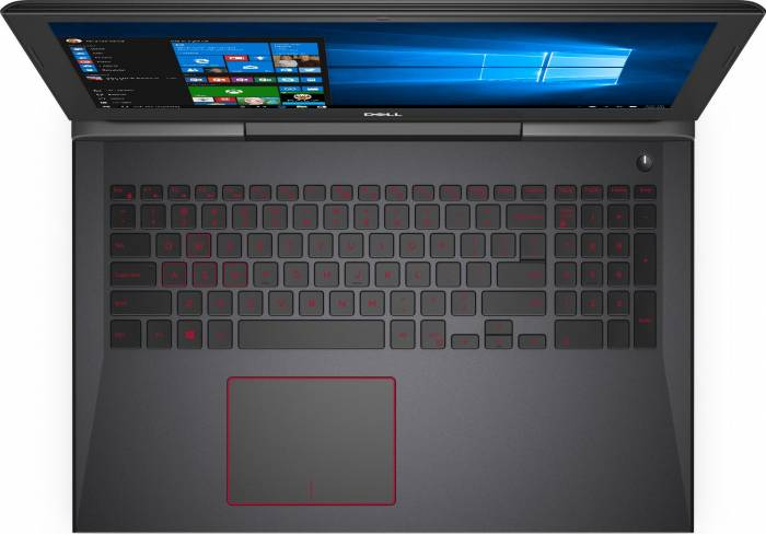 imagine 1 Laptop Gaming Dell Inspiron G5 5587 Intel Core Coffee Lake (8th Gen) i7-8750H 1TB+128GB SSD 8GB nVidia GeForce GTX 1050 Ti 4GB Win10 FullHD di5587i78128150w10