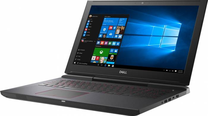 imagine 3 Laptop Gaming Dell Inspiron G5 5587 Intel Core Coffee Lake (8th Gen) i7-8750H 1TB+128GB SSD 8GB nVidia GeForce GTX 1050 Ti 4GB Win10 FullHD di5587i78128150w10