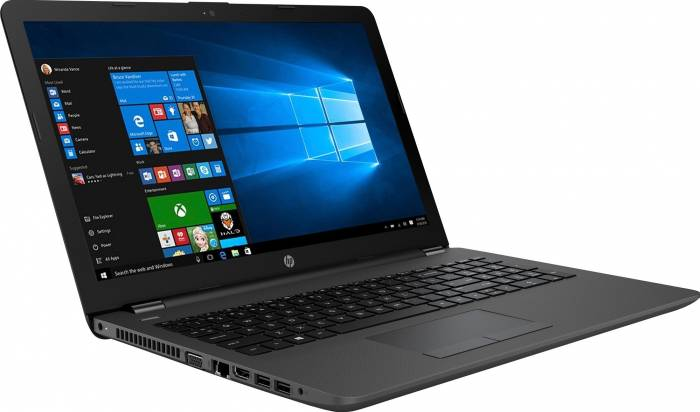 imagine 1 Laptop HP 250 G6 Intel Core Kaby Lake i5-7200U 256GB SSD 8GB AMD Radeon 520 2GB Win10 Pro FullHD Dark Ash Silver 2rr67ea