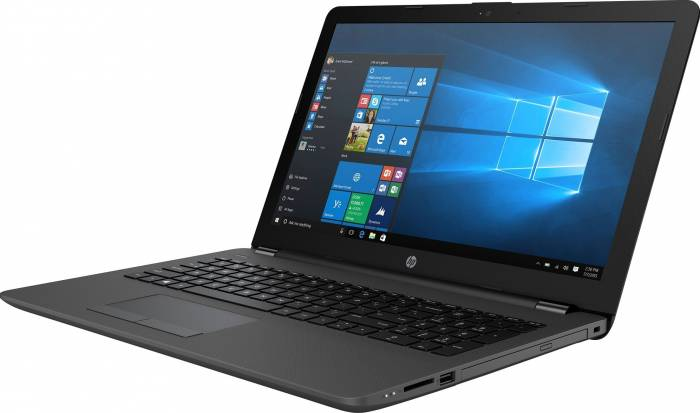 imagine 4 Laptop HP 250 G6 Intel Core Kaby Lake i5-7200U 256GB SSD 8GB AMD Radeon 520 2GB Win10 Pro FullHD Dark Ash Silver 2rr67ea
