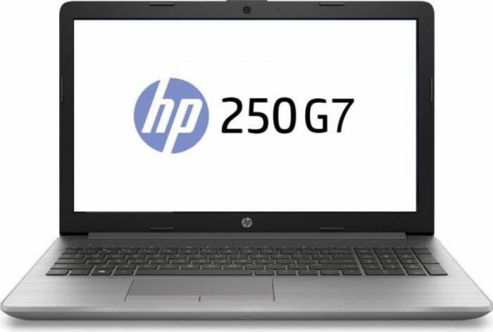 imagine 0 Laptop HP 250 G7 Intel Core (8th Gen) i5-8265U 256GB SSD 8GB FullHD Silver 6BP04EA