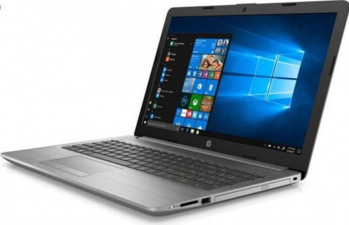 imagine 0 Laptop HP 250 G7 Intel Core Kaby Lake i3-7020U 256GB SSD 8GB Win10 Pro FullHD Argintiu 6BP50EA