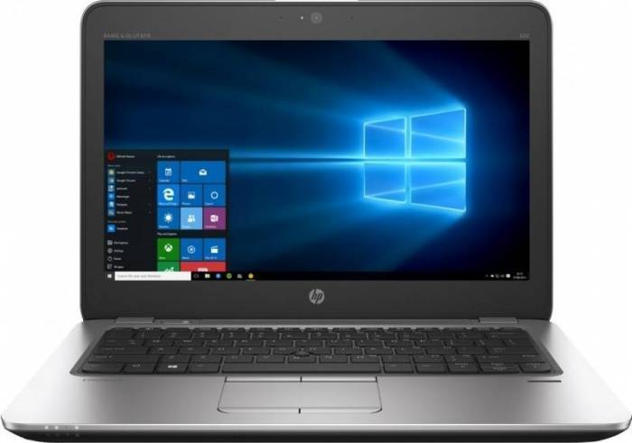 imagine 0 Laptop HP EliteBook 820 G3 Intel Core i5-6200U 256GB 8GB Win10 Pro FullHD Fingerprint Y3B65EA
