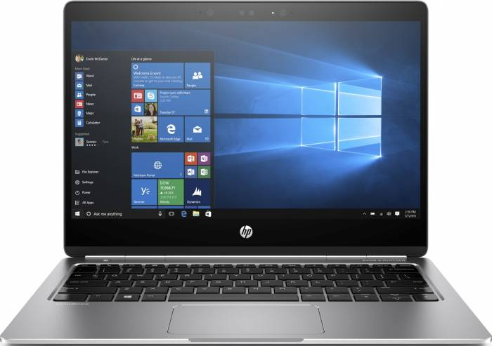 imagine 0 Laptop HP EliteBook Folio G1 Intel Core m5-6Y54 256GB 8GB Win10Pro FHD hpv1c40ea