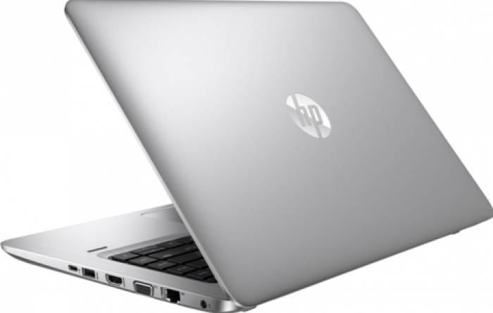 imagine 1 Laptop HP ProBook 440 G4 Intel Core Kaby Lake i3-7100U 500GB 4GB HD Fingerprint hpy7z78ea