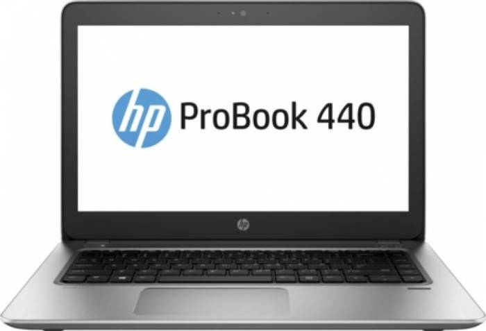 imagine 0 Laptop HP ProBook 440 G4 Intel Core Kaby Lake i3-7100U 500GB 4GB HD Fingerprint hpy7z78ea