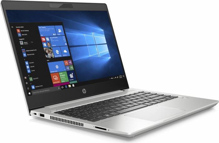 imagine 1 Laptop HP ProBook 440 G6 Intel Core Whiskey Lake (8th Gen) i5-8265U 256GB SSD 8GB Win10 Pro FullHD FPR 5PQ07EA